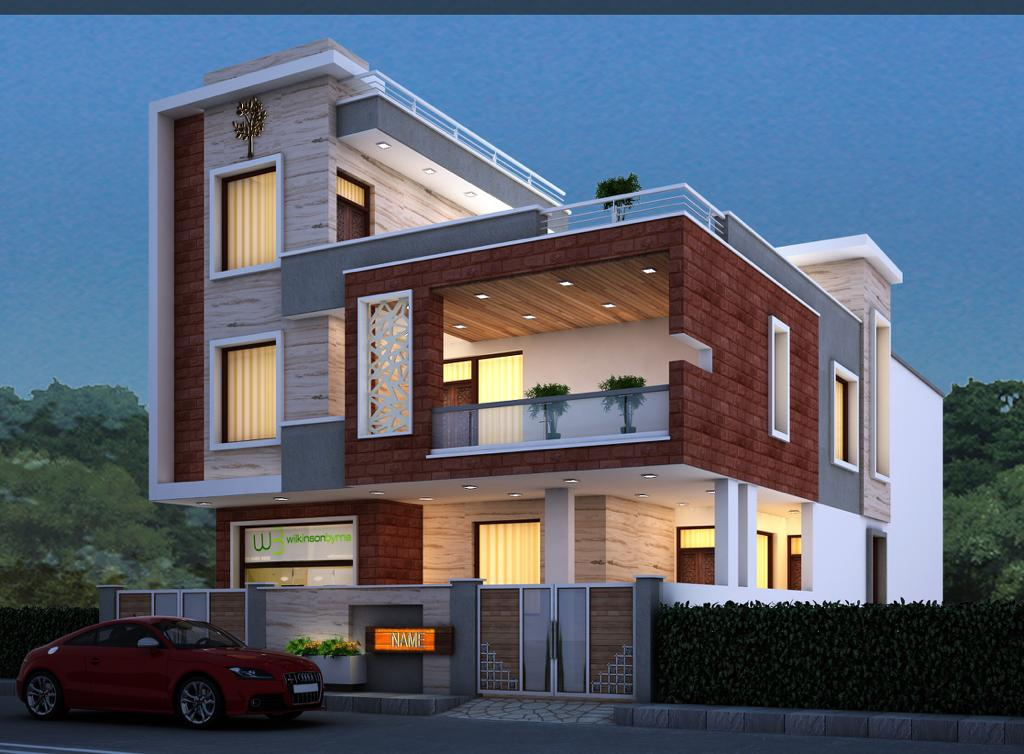 Home Elevation Design By Weframe